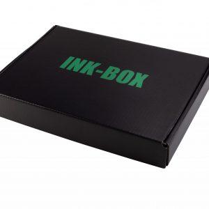 Ink-Box gesloten